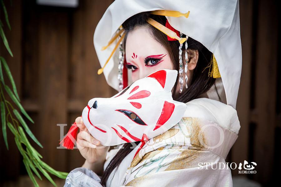 京都 花魁 体験 写真 撮影